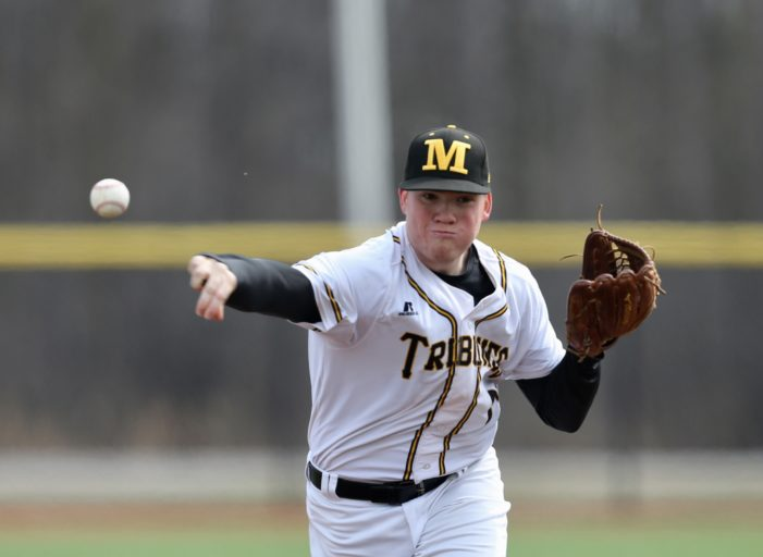 Johnston pitches Monroe to win in Region 3 opener