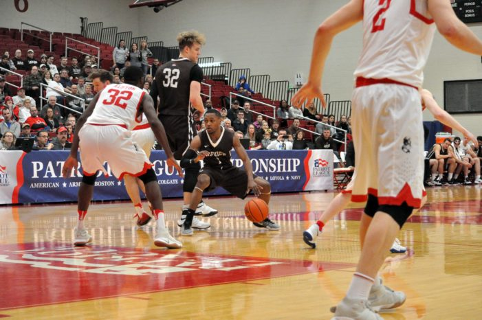 Lehigh picks up gritty 91-88 double OT win at Boston U to advance to PL championship game