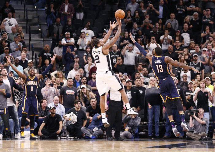 NBA Roundup: Lopez joins 10K club; Kawhi sinks Pacers, and Knicks top Magic