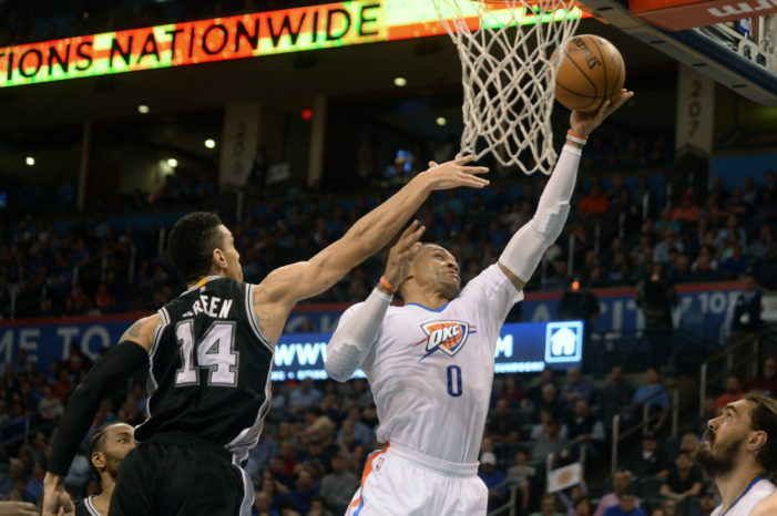 NBA Roundup: Westbrook records 31st triple-double; Clippers win on the road, and Nurkic rallies past 76ers in OT
