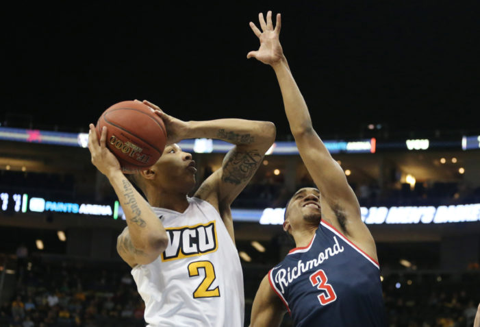 Doughty delivered when VCU needed it most