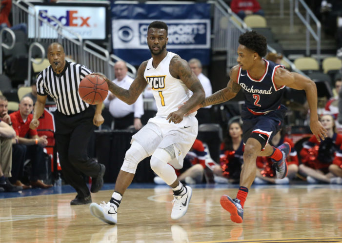 VCU rallies; advances to fifth straight A-10 title game