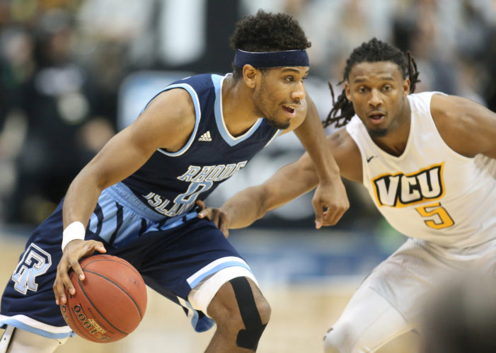 Rhody's ball control led to A-10 championship