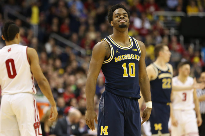 Wolverines go from crash to Big Ten champs in four days