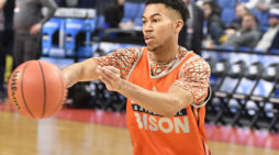 Bucknell looks to attack West Virginia's pressure