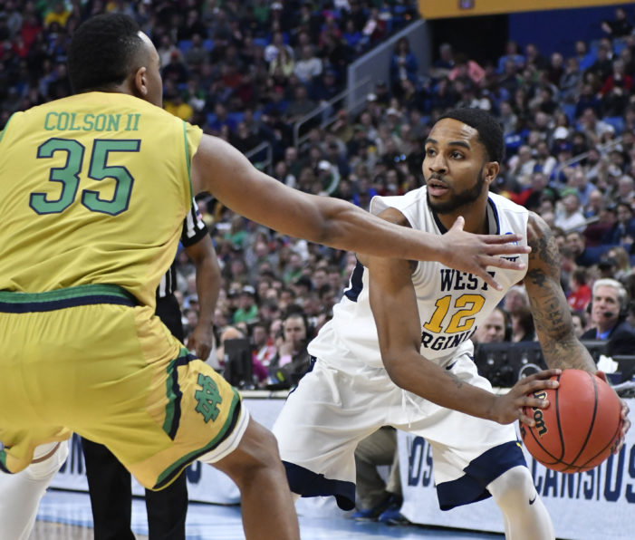 Mountaineers move on to Sweet 16