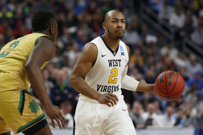 Carter, West Virginia have the look of a Final Four team