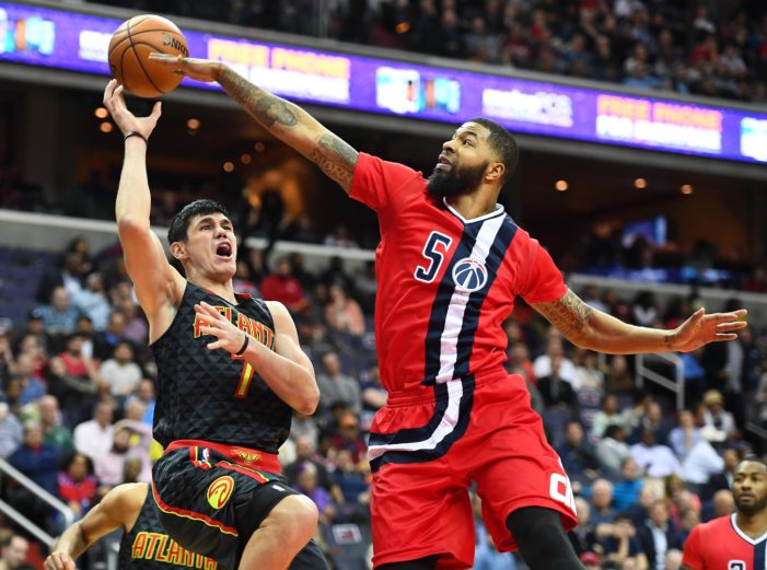 NBA Roundup: Wall carries Wizards; Knicks struggles continue, and Bulls blow out Pistons