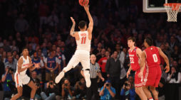 Chiozza etches name in NCAA Tournament lore