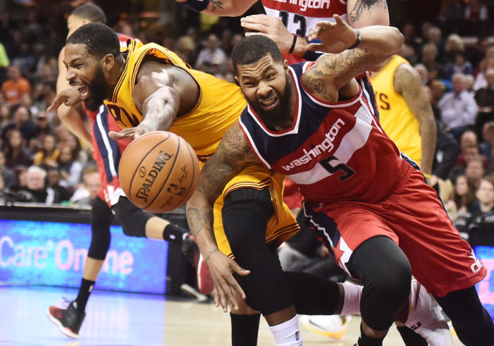 NBA Roundup: Wall rallies past Cavs; Spurs take down Knicks, and Clippers and Raptors clinch playoff berths