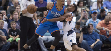Westbrook records his 37th triple-double in victory