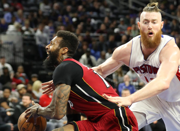 NBA Roundup: Whiteside tips home game-winning buzzer-beater, Rubio's free-throws lifts Wolves, and Wall leads Wizards