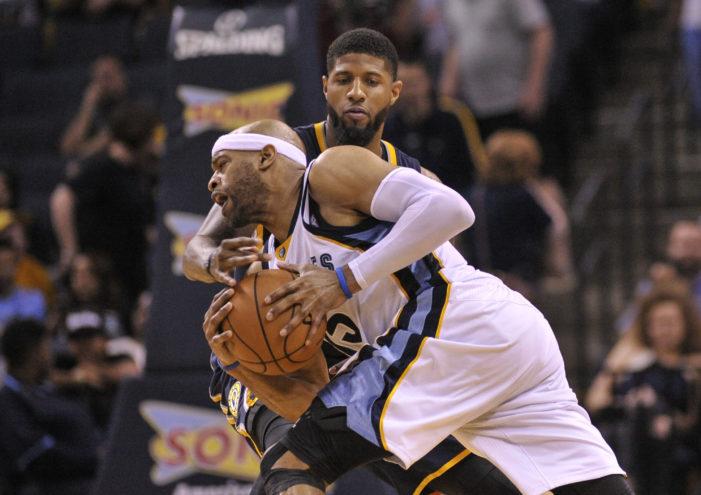 NBA Roundup: Carter passes Allen. Warriors stun Spurs, and the Heat torch the Knicks