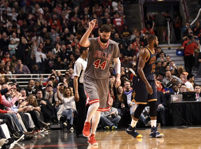 NBA Roundup: Mirotic records season-high; Rubio records career-high in win over Lakers, and Lillard drops over 30 again