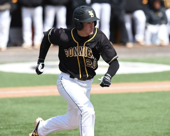 Urban's Work at the plate, on the mound gives Bonnies 12-Inning win at Saint Louis, 6-5