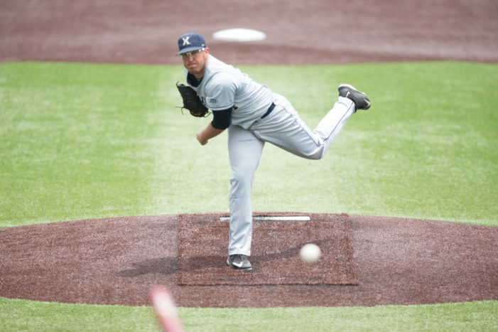 Xavier's Zac Lowther named to Baseball America Top 100 MLB Draft Prospects List
