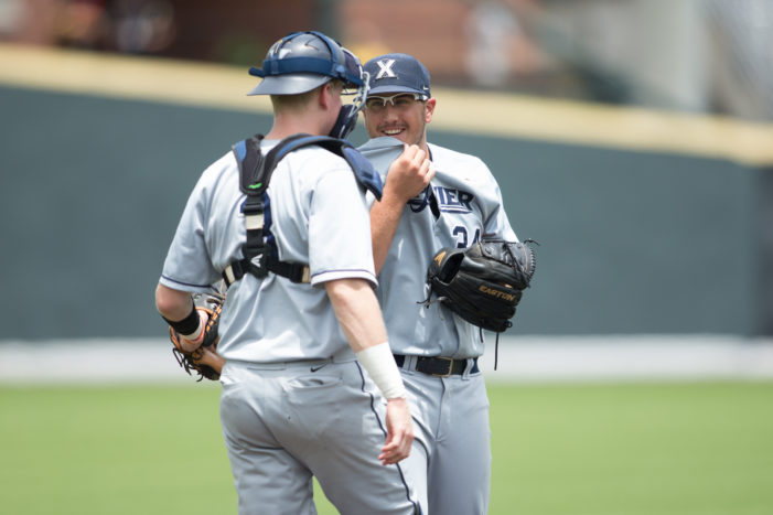 Zac Lowther takes perfect game into 9th, strikes out 16 in late loss at Villanova