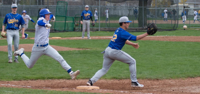 Schroeder in stride, breezes to Irondequoit Tournament title