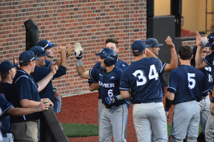 Xavier advances to Joe Nuxhall Classic Championship game with win over UC, 9-1