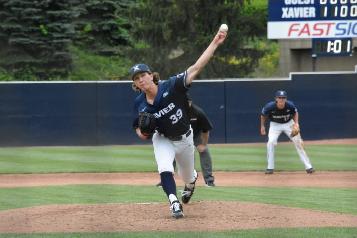 Xavier finishes off weekend sweep of Butler with 3-2 win at Hayden Field