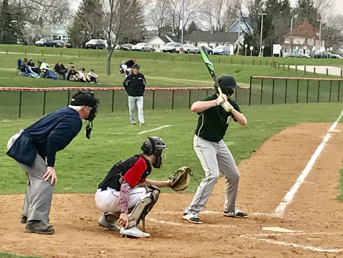 Section 5 roundup: Savory tosses a perfecto, McClare a no-no and Curtis gets his first varsity win