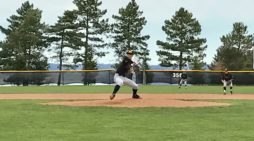 Brown notches first career win as Tribs split