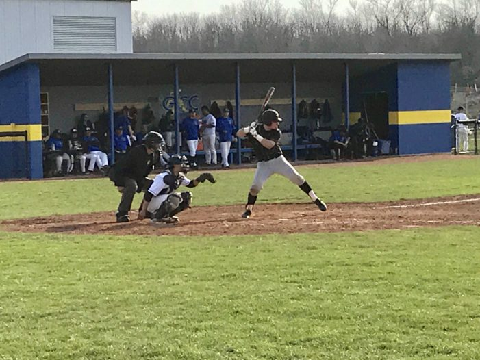 Ficarella propels offense, Tribs sweep Genesee