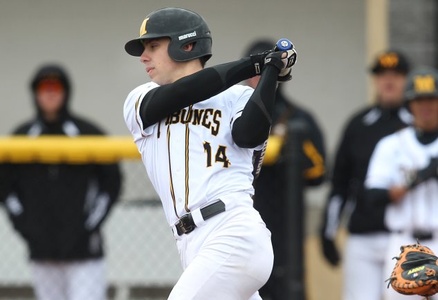 Stack sets UMBC single-game record