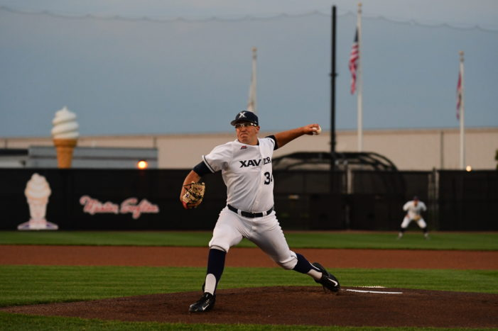 Xavier ace Zac Lowther named Big East Pitcher of the Week