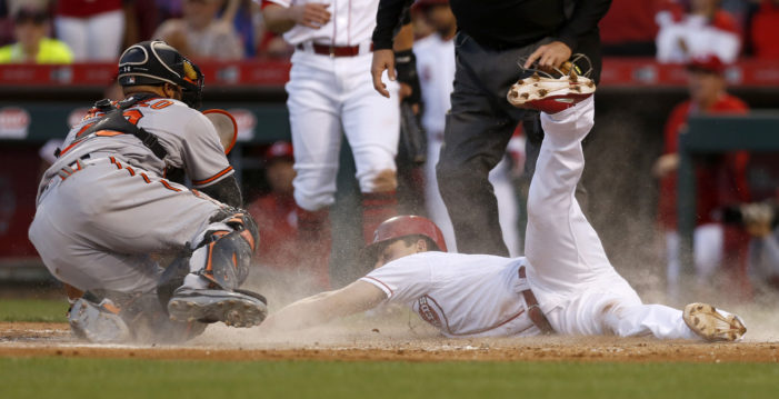 MLB Roundup: Wei-Yin Chen, Adam Duvall and Joe Panik