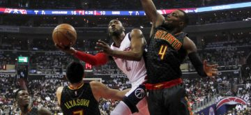 NBA Playoffs: Washington, Houston and Golden State all take 2-0 leads