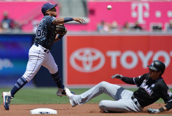 MLB Roundup: Murphy unloads, Freehand dials zero and Yu Darvish