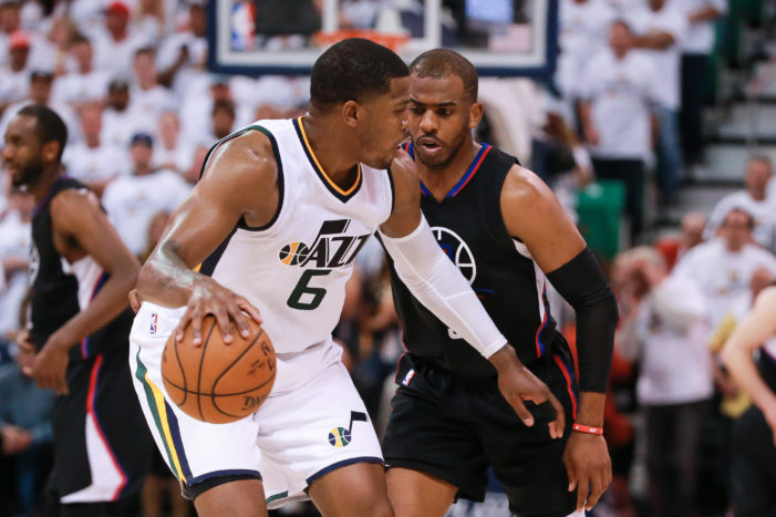 NBA Playoffs: Iso-Joe takes over. Cavs break out brooms; Rockets inch closer to moving on, and Celtics knot series