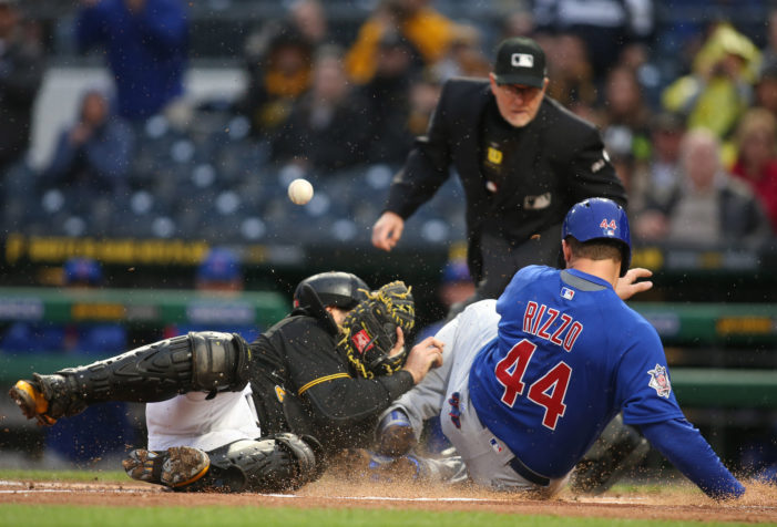 Brian Dozier, Addison Russell, Matt Cain and the MLB roundup