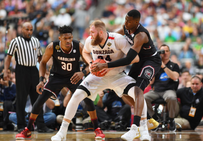 When it mattered most, Gonzaga went inside