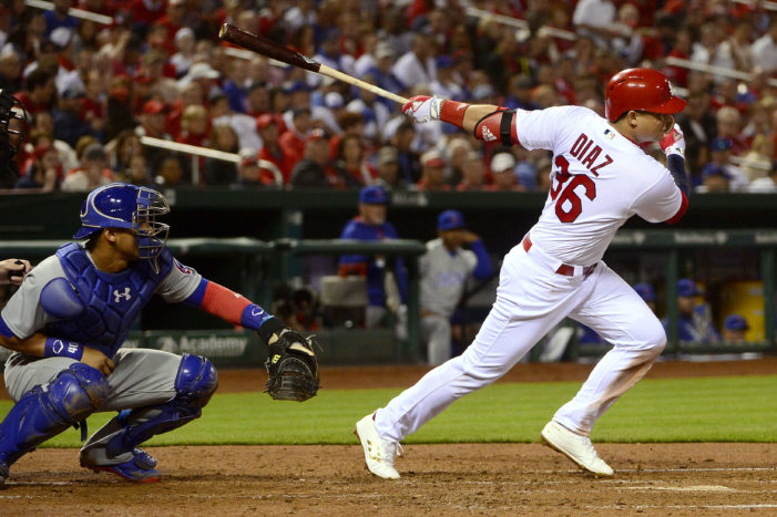 Cardinals walk-off against reigning World Series champs