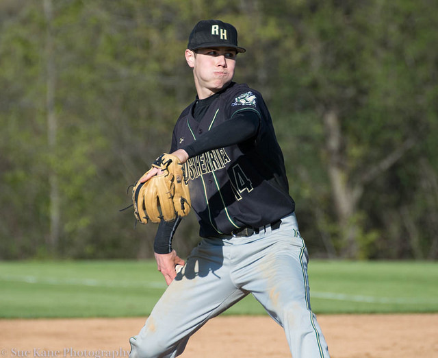 Rohloff hurls a no-no. Sobaszek, R-H keep pace, and Brockport's mighty Quin(lan)
