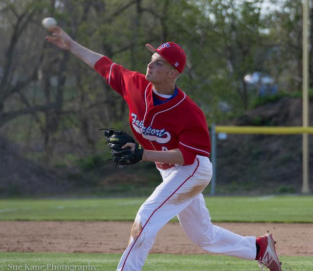 Schuler produces on both sides; Fairport advances to semis