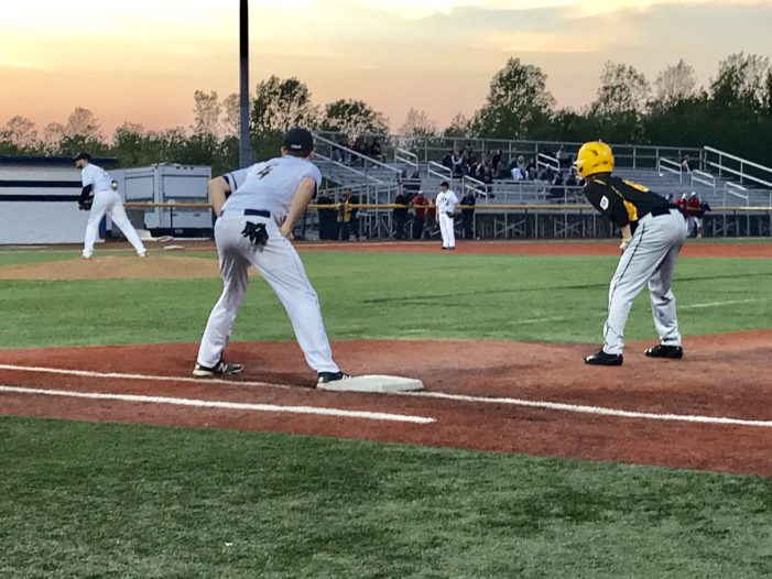 One run decides three games in Class AA