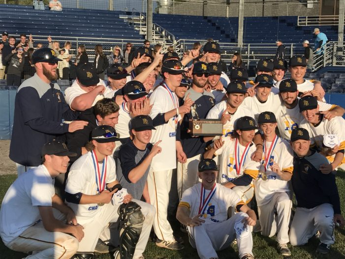 Sutherland rides Carver to Section Five crown