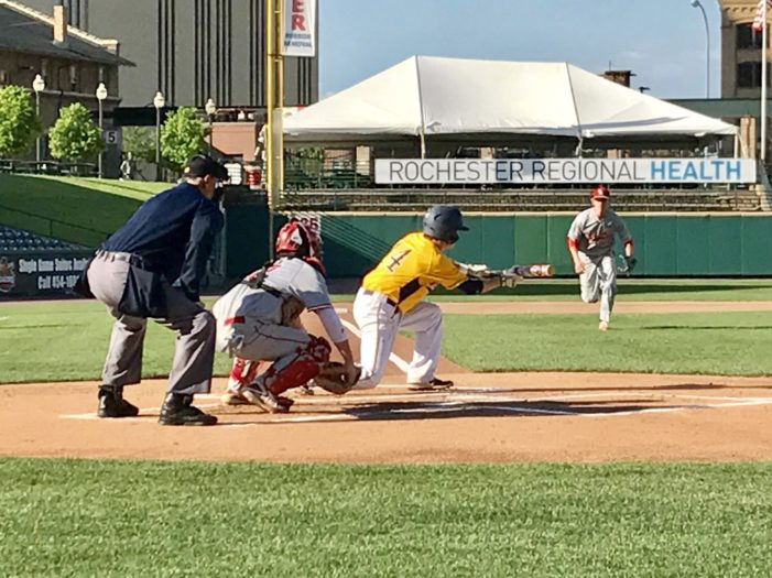 Sutherland scores early, moves on to Far West Regional