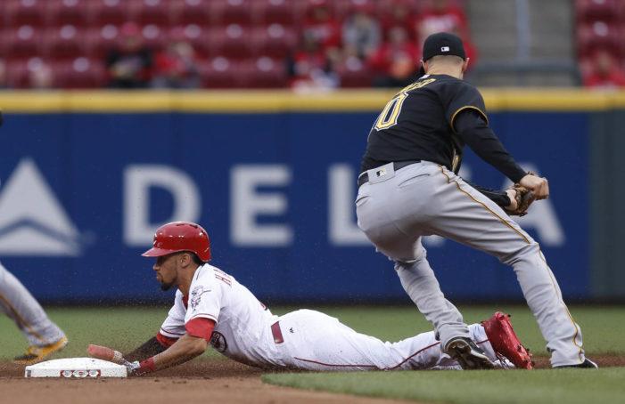 Michael Conforto, Billy Hamilton, Manny Machado and the MLB Roundup