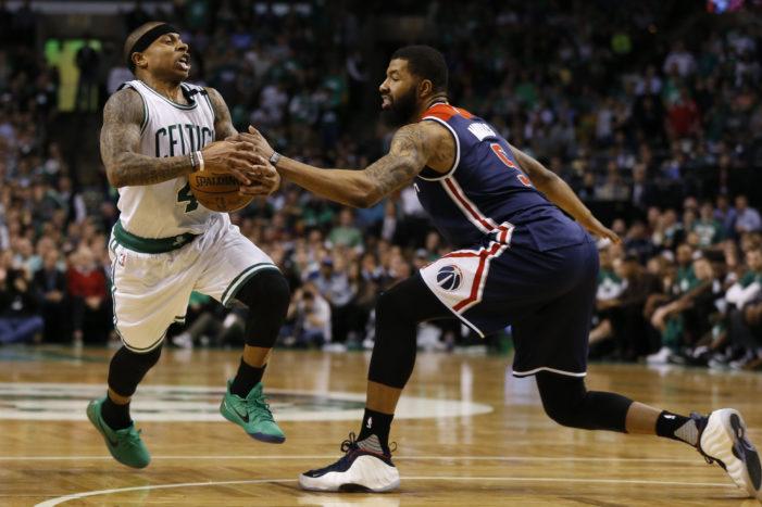 Celtics take commanding 2-0 series lead