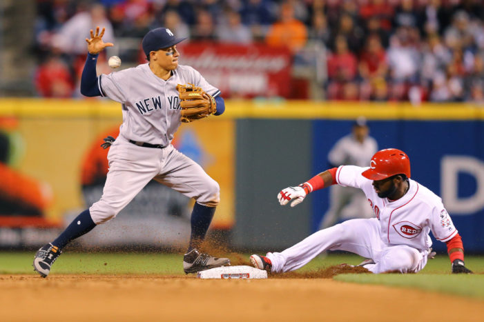 Walker and Mets walk-off, Gardner's hitting streak and Encarnacion's return