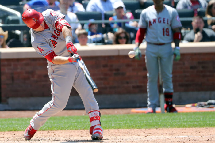 Didi Gregorius, Mike Trout, Clayton Richard and the MLB roundup