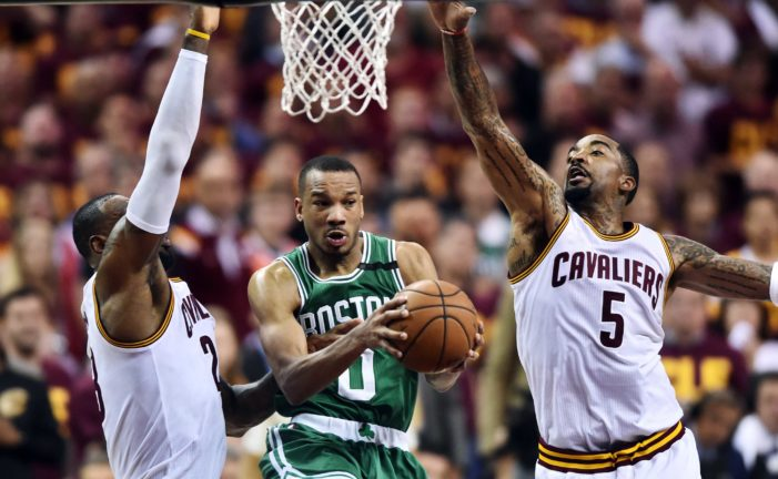 NBA Playoffs: Celtics storm back to take Game 3