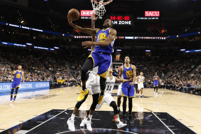 NBA Playoff: Warriors headed to their third straight NBA Finals