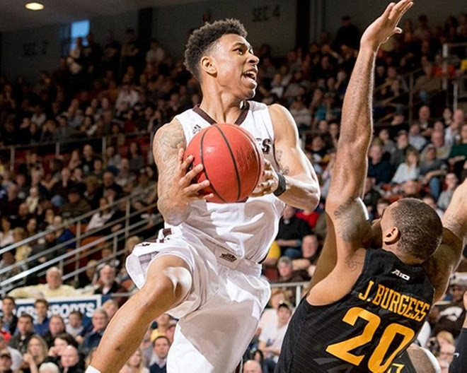 Adams withdraws from NBA Draft consideration, will remain at St. Bonaventure for senior season