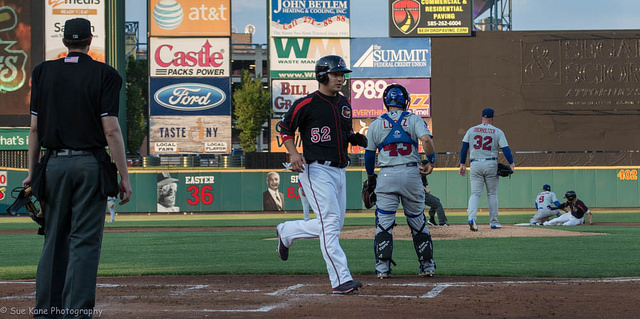 Stout bullpen holds down fort; Red Wings best Bisons again