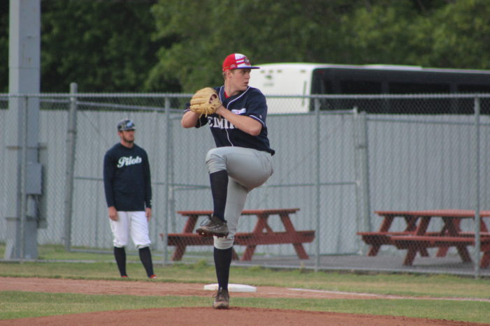 """PGCBL Roundup: Houston has no problem, Reed """"Blazes"""" own trail and Mohawk pair tames Stallions"""